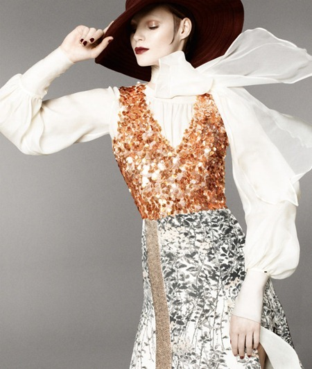 CAMPAIGN JuJu Ivanyuk for Sportmax Fall 2011 by David Sims. www.imageamplified.com, Image Amplified (1)