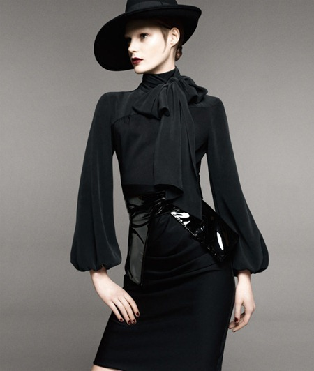 CAMPAIGN JuJu Ivanyuk for Sportmax Fall 2011 by David Sims. www.imageamplified.com, Image Amplified (7)