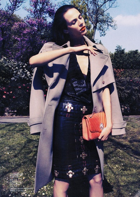 VOGUE CHINA Aymeline Valade in Paris Dreaming by Camilla Akrans. July 2011, www.imageamplified.com, Image Amplified (5)