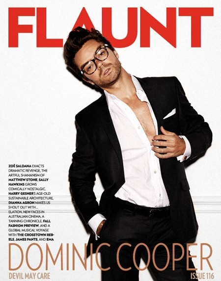 FLAUNT MAGAZINE Dominic Cooper in Infernal Sentience by Yu Tsai. www.imageamplified.com, image Amplified (5)