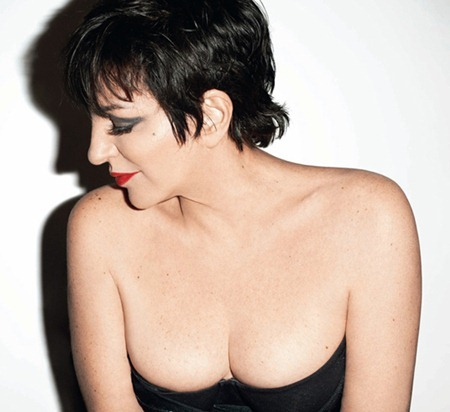 LOVE MAGAZINE Liza Minelli by Terry Richardson. Fall 2011, www.imageamplified.com, Image Amplified (3)