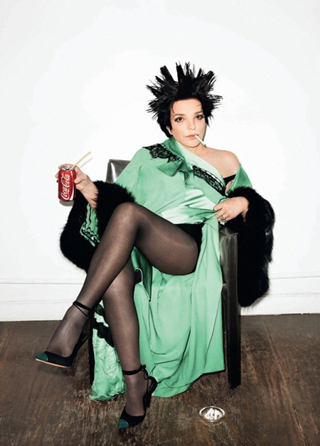 LOVE MAGAZINE Liza Minelli by Terry Richardson. Fall 2011, www.imageamplified.com, Image Amplified (5)