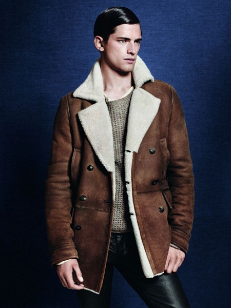 CAMPAIGN Sean O'Pry for Zara Man Fall 2011. www.imageamplified.com, Image Amplified (11)