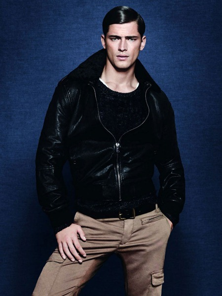 CAMPAIGN Sean O'Pry for Zara Man Fall 2011. www.imageamplified.com, Image Amplified (7)