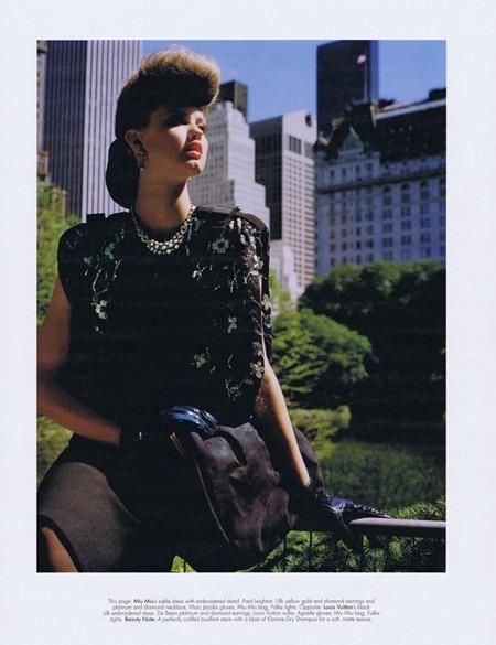 W MAGAZINE Lindsay Wixon & Daphne Groenveld in Scene on the Street by Alasdair McLellan. August 2011, Edward Enninful, www.imageamplified.com, Image Amplified (13)