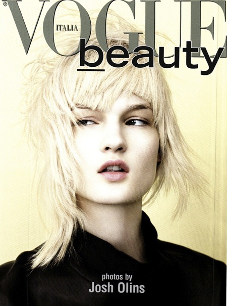 VOGUE ITALIA Kirsi Pyrhonen by Josh Olins. Cathy Kasterine, August 2011, www.imageamplified.com, Image Amplified (1)