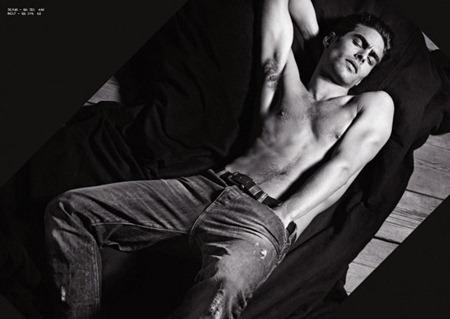 CAMPAIGN Jon Kortajarena for Armani Jeans Fall 2011. www.imageamplified.com, Image Amplified (5)