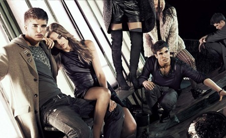 CAMPAIGN Julian Schratter & River Viiperi for Armani Exchange Fall 2011 by Matthew Scrivens. www.imageamplified.com, Image Amplified (6)