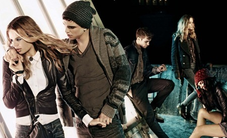 CAMPAIGN Julian Schratter & River Viiperi for Armani Exchange Fall 2011 by Matthew Scrivens. www.imageamplified.com, Image Amplified (9)