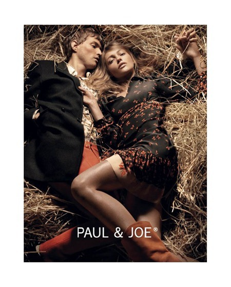 CAMPAIGN Sasha Pivovarova & Adrian Bosche for Paul & Joe Fall 2011. www.imageamplified.com, Image Amplified (2)