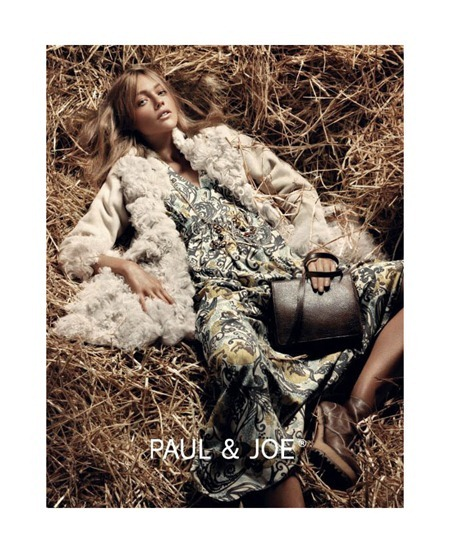 CAMPAIGN Sasha Pivovarova & Adrian Bosche for Paul & Joe Fall 2011. www.imageamplified.com, Image Amplified (3)