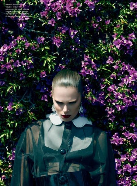 NUMERO MAGAZINE Caroline Brasch Neilsen by Sean & Seng. www.imageamplified.com, Image Amplified (5)