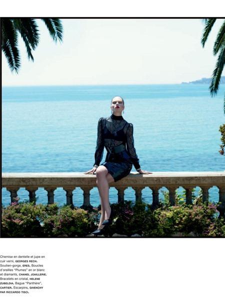 NUMERO MAGAZINE Caroline Brasch Neilsen by Sean & Seng. www.imageamplified.com, Image Amplified (6)