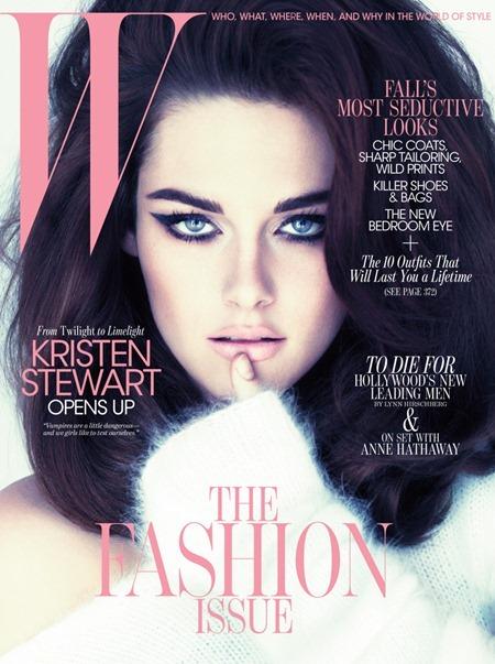 W MAGAZINE: Kristen Stewart by Mert & Marcus. September 2011, www.imageamplified.com, Image Amplified