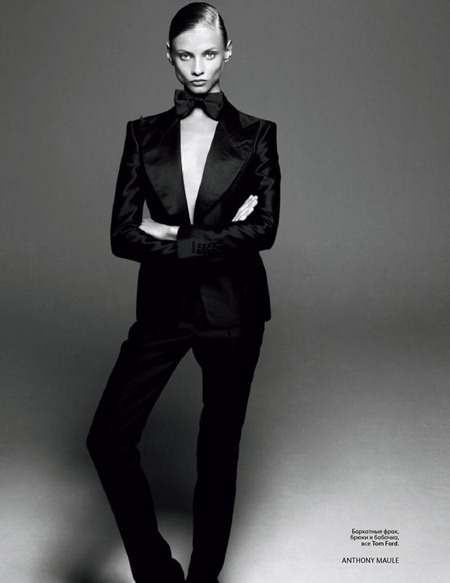 VOGUE RUSSIA Anna Selezneva by Anthony Maule. Geraldine Saglio, September 2011, www.imageamplified.com, Image Amplified (6)