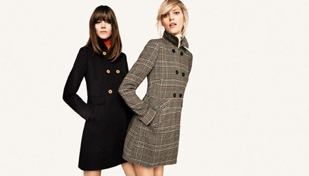 CAMPAIGN Anja Rubik & Freja Beha Erichsen for H&M Fall 2011 by Terry Richardson. www.imageamplified.com, Image Amplified (3)