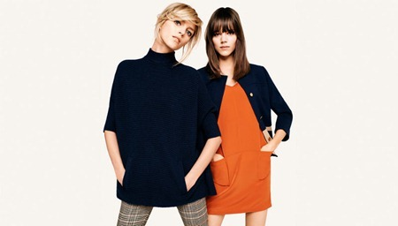 CAMPAIGN Anja Rubik & Freja Beha Erichsen for H&M Fall 2011 by Terry Richardson. www.imageamplified.com, Image Amplified (4)