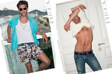 CAMPAIGN Jon Kortajarena for Sergio K. Summer 2012. www.imageamplified.com, Image Amplified (3)