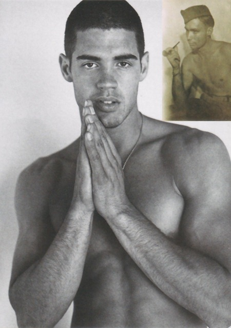 MASCULINE DOSAGE Chad White for V Man #6, Spring Summer 2006 by Bruce Weber. www.imageamplified.com, Image Amplified (1)