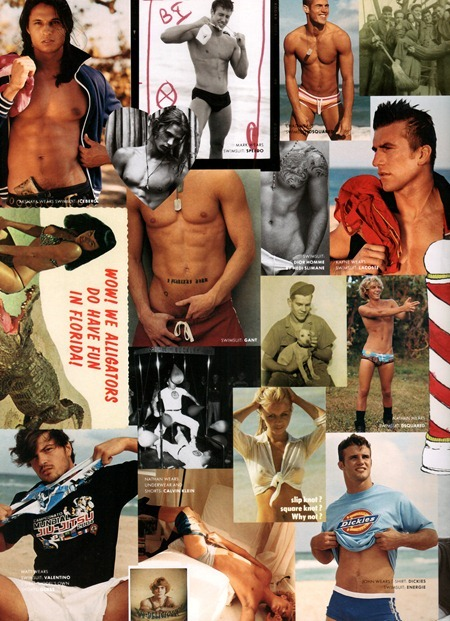 MASCULINE DOSAGE Chad White for V Man #6, Spring Summer 2006 by Bruce Weber. www.imageamplified.com, Image Amplified (2)