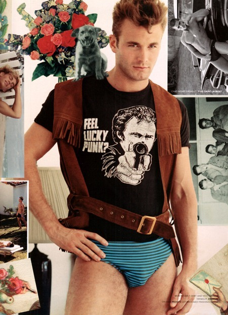 MASCULINE DOSAGE Chad White for V Man #6, Spring Summer 2006 by Bruce Weber. www.imageamplified.com, Image Amplified (4)