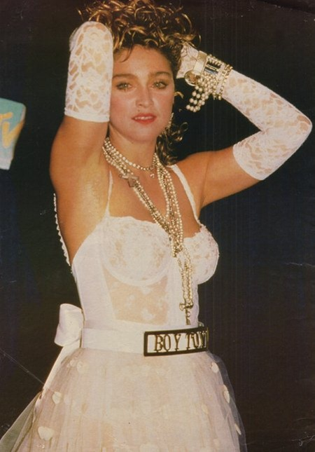WE ♥ MADONNA Madonna Like a Virgin at the 1984 MTV Video Music Awards. 1984, www.imageamplified.com, Image Amplified (11)