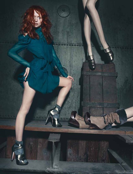 VOGUE GERMANY Albe by Sabine Liewald. September 2011, Navy Boot, www.imageamplified.com, Image Amplified (5)