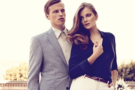 CAMPAIGN Eniko Mihalik & Lars Burmeister for Sarar Fall 2011 by Koray Birand. www.imageamplified.com, Image Amplified (4)