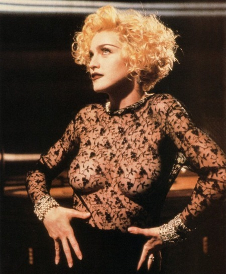 WE ♥ MADONNA Madonna in Vogue Music Video. 1990, www.imageamplified.com, Image Amplified (9)