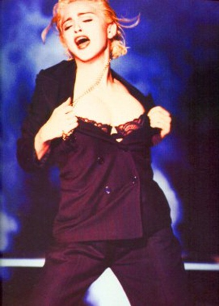 WE ♥ MADONNA Madonna in Express Yourself Video. 1989 www.imageamplified.com, Image Amplified (5)