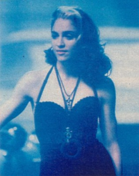WE ♥ MADONNA Madonna in 1989 Pepsi Commercial. 1989 www.imageamplified.com, Image Amplified (2)