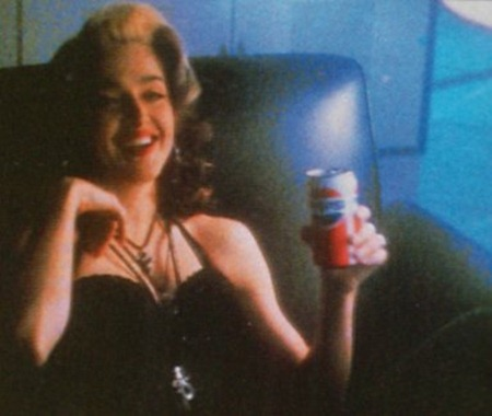 WE ♥ MADONNA Madonna in 1989 Pepsi Commercial. 1989 www.imageamplified.com, Image Amplified (4)