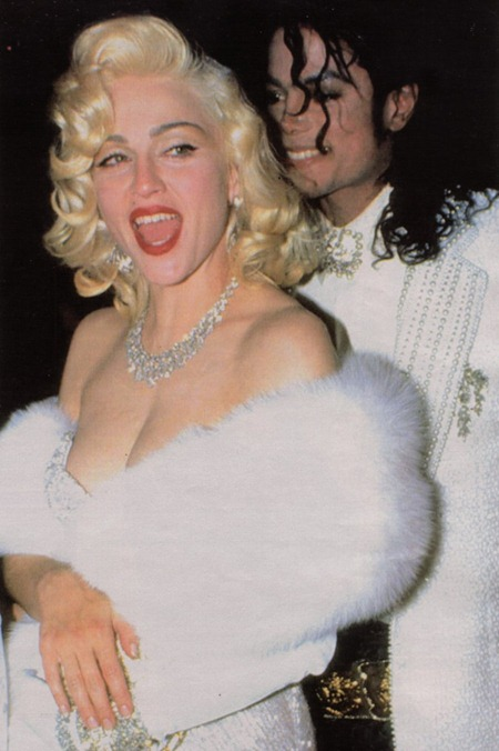 WE ♥ MADONNA Madonna & Michael Jackson at the 1991 Academy Awards. 1991, www.imageamplified.com, Image Amplified (5)