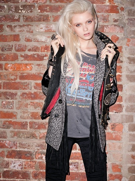 CAMPAIGN Abbey Lee Kershaw for Moussy Fall 2011 by Terry Richardson. www.imageamplified.com, Image Amplified (3)