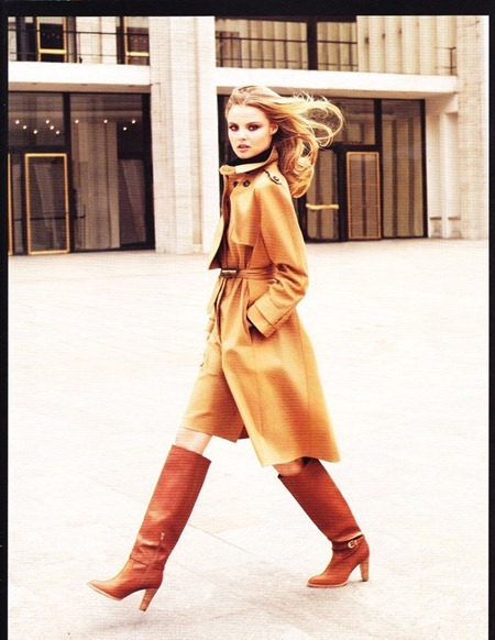H&M MAGAZINE Magdalena Frackowiak in Uptown Girl by Terry Richardson. George Cortina, www.imageamplified.com, Image Amplified (18)