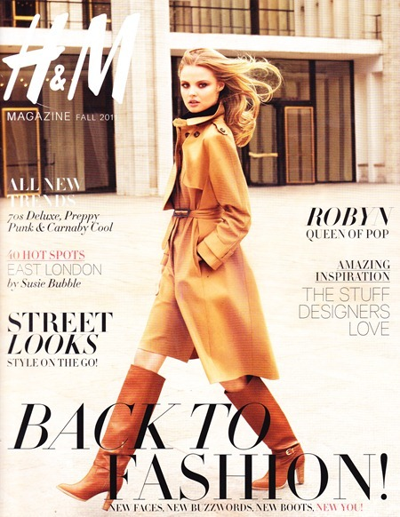 H&M MAGAZINE Magdalena Frackowiak in Uptown Girl by Terry Richardson. George Cortina, www.imageamplified.com, Image Amplified (10)