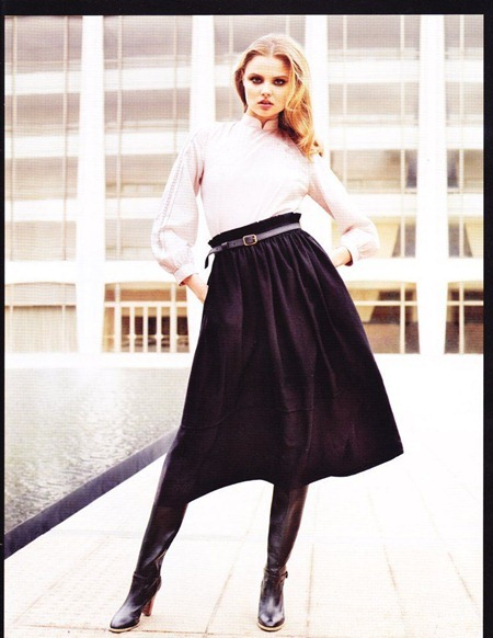 H&M MAGAZINE Magdalena Frackowiak in Uptown Girl by Terry Richardson. George Cortina, www.imageamplified.com, Image Amplified (12)