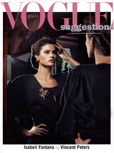 VOGUE ITALIA Isabeli fontana in Vogue Suggestions by Vincent Peters. Valentina Serra, September 2011, www.imageamplified.com, Image Amplified (12)