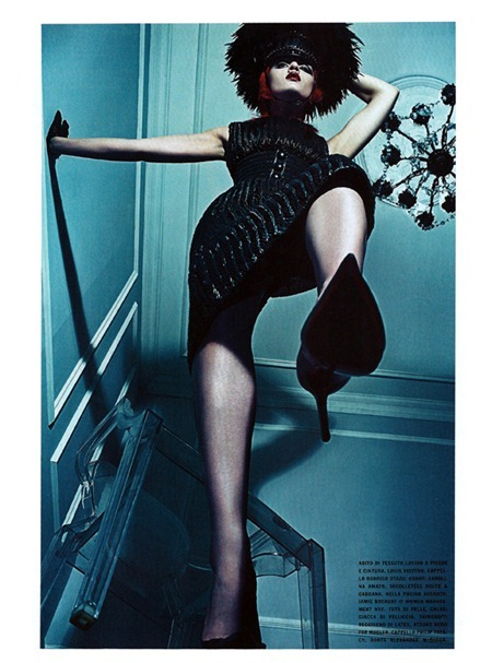 VOGUE ITALIA A Point of View by Steven Klein. Patti Wilson, September 2011, www.imageamplified.com, Image Amplified (7)