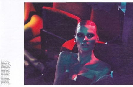W MAGAZINE Lara Stone in Red Lights Blue Angels by Mert & Marcus. Edward Enninful, September 2011, www.imageamplified.com, Image Amplified (8)