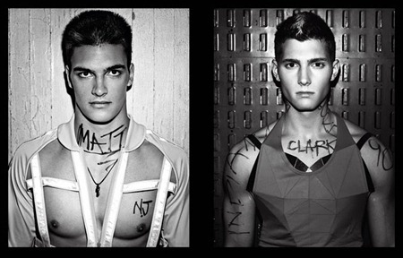 V MAN MAGAZINE The Contender by Steven Klein. Nicola Formichetti, www.imageamplified.com, Image Amplified (6)