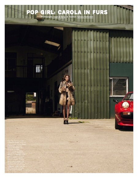 POP MAGAZINE Carola Remer by Sean & Seng. Fall 2011, Tamara Rothstein, www.imageamplified.com, Image Amplified (2)