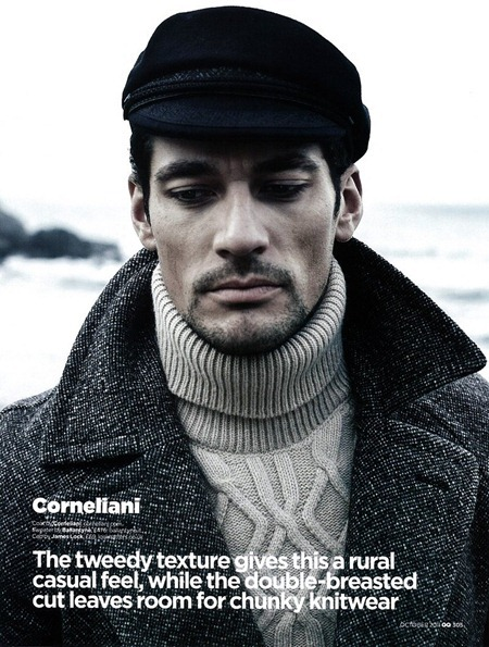 GQ UK David Gandy in Against the Elements by Guzman. October 2011, Jo Levin, www.imageamplified.com, Image Amplified (6)