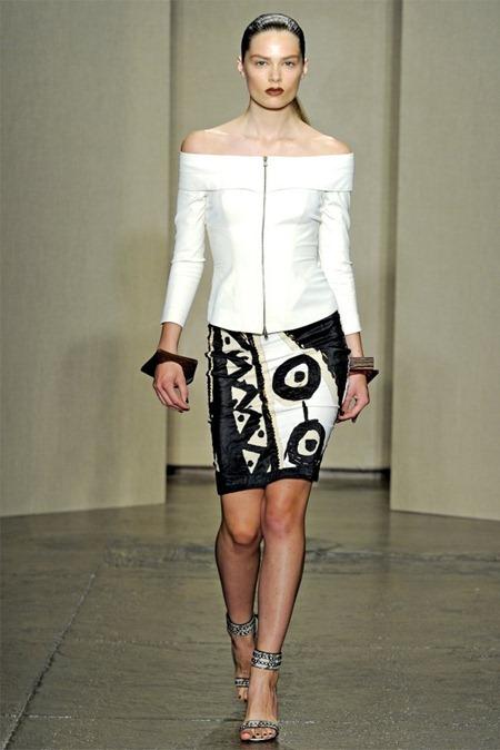 NEW YORK FASHION WEEK Donna Karan Spring 2012. www.imageamplified.com, Image Amplified (2)