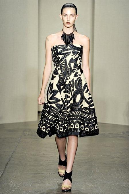 NEW YORK FASHION WEEK Donna Karan Spring 2012. www.imageamplified.com, Image Amplified (9)