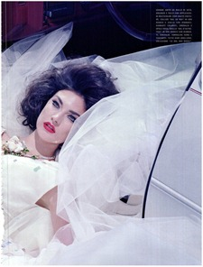VOGUE ITALIA Jacquelyn Jablonski in Extravagant, Sophisticated Lady by Miles Aldridge. Alice Gentilucci, September 2011, www.imageamplified.com, Image Amplified (6)