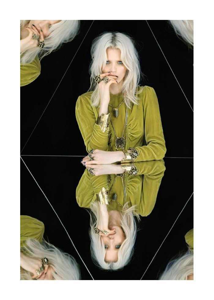 CAMPAIGN Abbey Lee Kershaw for ManiaMania The Third Mind by Elle Muliarchyk. www.imageamplified.com, Image Amplified (3)