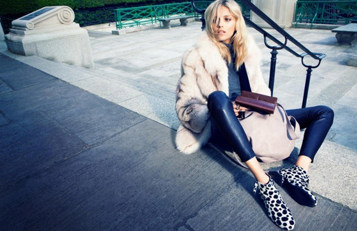 CAMPAIGN Anja Rubik for Kurt Geiger Fall 2011. www.imageamplified.com, Image Amplified (15)