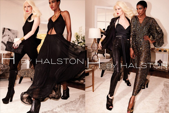 CAMPAIGN Caroline Winberg & Sessilee Lopes for H by Halston Fall 2011 by David Roemer. Elizabeth Sulcer, www.imageamplified.com, Image Amplified (11)