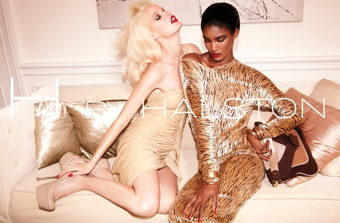 CAMPAIGN Caroline Winberg & Sessilee Lopes for H by Halston Fall 2011 by David Roemer. Elizabeth Sulcer, www.imageamplified.com, Image Amplified (12)